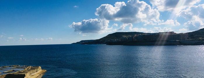 Xwejni Bay is one of Lieux qui ont plu à Devaki.