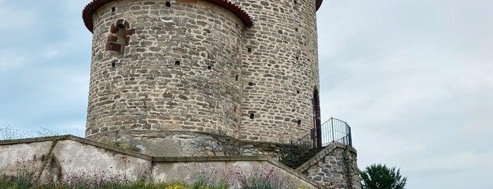 Znojemský hrad a Rotunda sv. Kateřiny is one of Sightseeing.