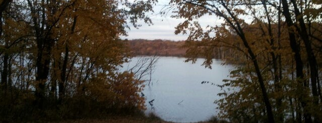 Jim Edgar Panther Creek is one of Illinois State Parks.