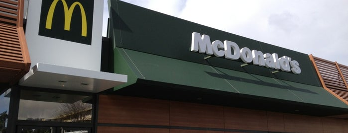 McDonald's is one of Roteiro gastronômico do Eusébio.