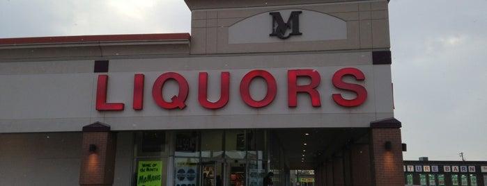Big Top Liquors is one of Liz 님이 좋아한 장소.