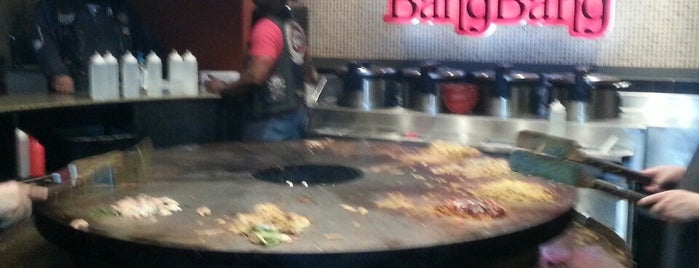 BangBang Mongolian Grill is one of Stuff To Do.