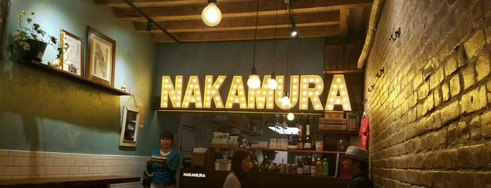 Nakamura is one of NYC - Eatz.