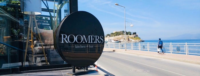 Roomers Kitchen+Bar is one of Bihter 님이 좋아한 장소.