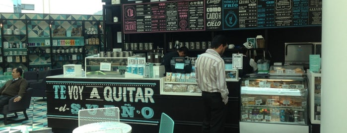 Cielito Querido Café is one of Restaurantes DF.