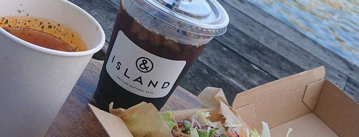 Cafe&Dining & ISLAND is one of Potential Work Spots: Osaka.