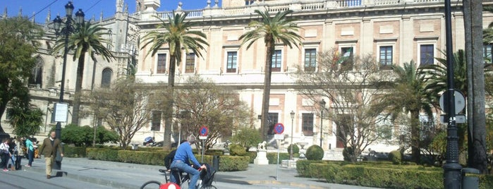 Real Archivo de Indias is one of Cosas que ver en Sevilla.