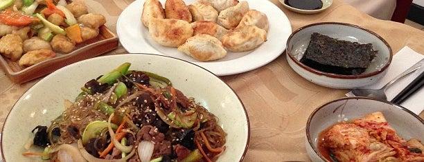 Din Din Korea is one of Sitios para ir (comida).