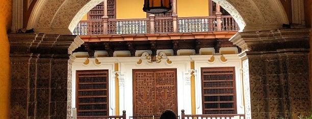 Palacio de Torre Tagle is one of Perú, Lima..