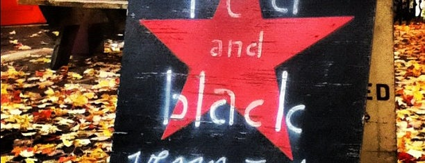 Red and Black Cafe is one of PDX: To-Dos in Portlandia.