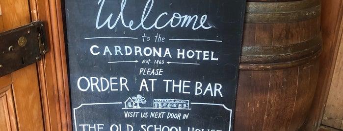 Cardrona Hotel is one of Mattさんのお気に入りスポット.