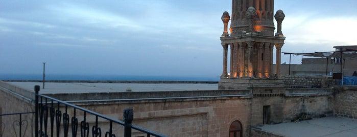 Atilla Çay Parkı is one of Mardin-Midyat.