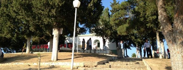 Abdülvahap Sancaktari Türbesi is one of Yeme - İçme.