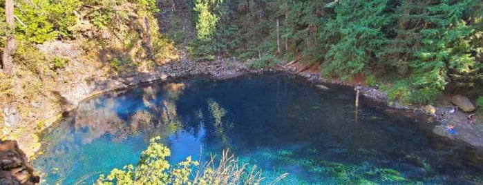 Tamolitch Pool is one of Bend.
