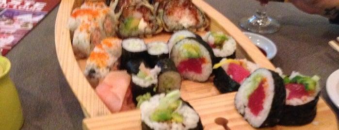 I ♥ Mr. Sushi is one of Posti che sono piaciuti a Christian.