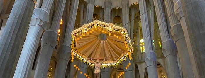 Museu Basilica de la Sagrada Familia is one of Barcelona Sites.
