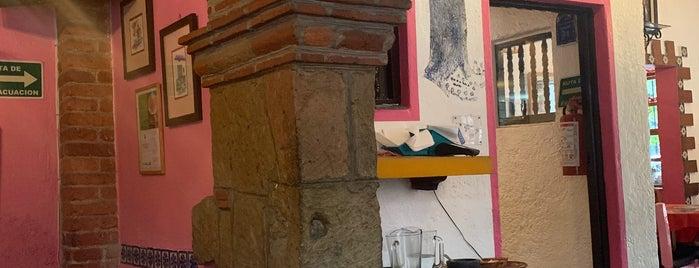 Merendero Las Lupitas is one of Tempat yang Disukai L.