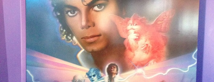 Captain EO is one of DISNEY.