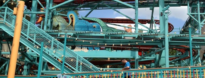 Primeval Whirl is one of Lieux qui ont plu à Guha.