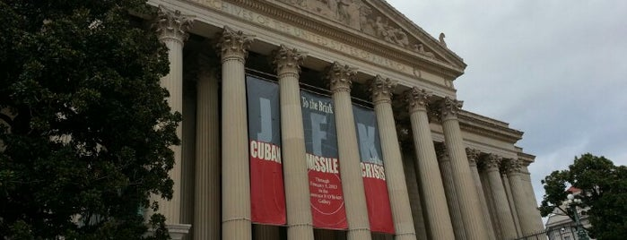 National Archives and Records Administration is one of Washington, D.C.'s Best Museums - 2013.