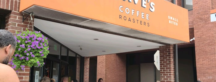 Dave's Coffee is one of Providence.