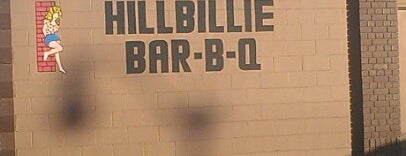 Billie Hill's Hillbillie Bar-B-Q is one of Posti che sono piaciuti a Don.