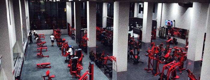 H2 Gym is one of Lugares favoritos de Firas.