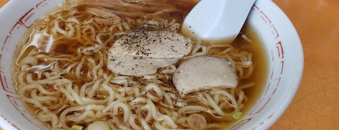 Rinrin is one of 500円以内で食べられるラーメン.