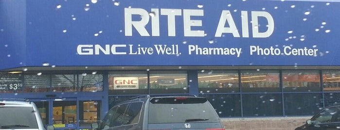 Rite Aid is one of Frekaさんのお気に入りスポット.