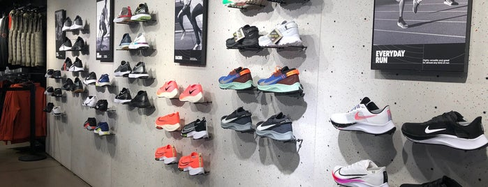 Nike Soho is one of Shopping in NYC.
