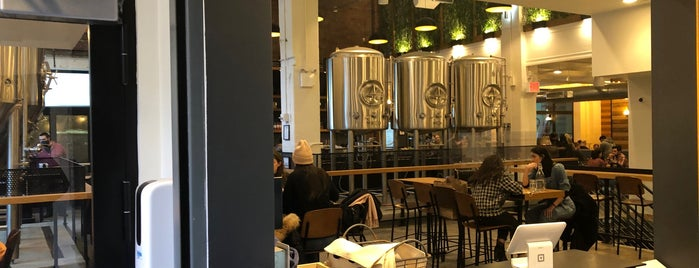 Torch & Crown Brewing Company is one of Close to 265.