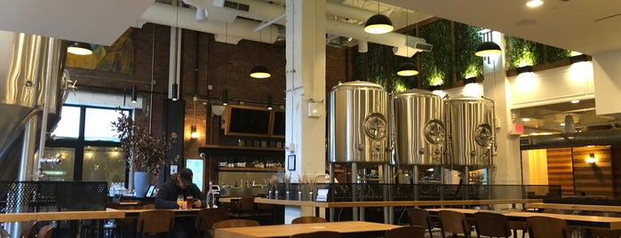 Torch & Crown Brewing Company is one of Julio/Tim.
