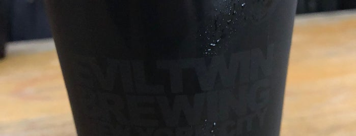 Evil Twin Brewing NYC is one of Soon.