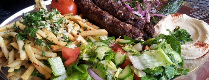 Hayat's Kitchen is one of East LA Eats.