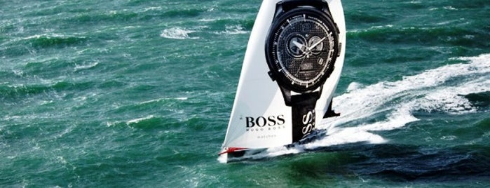Hugo Boss is one of Izmir.
