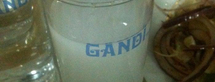 Gandi'nin Yeri is one of yenilesi.
