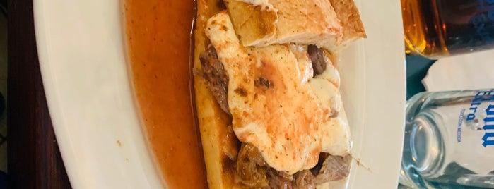 Las Ahogadas de la roncha is one of Comida.