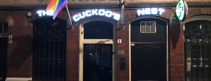The Cuckoo's Nest is one of Cramsterdam for the gays.