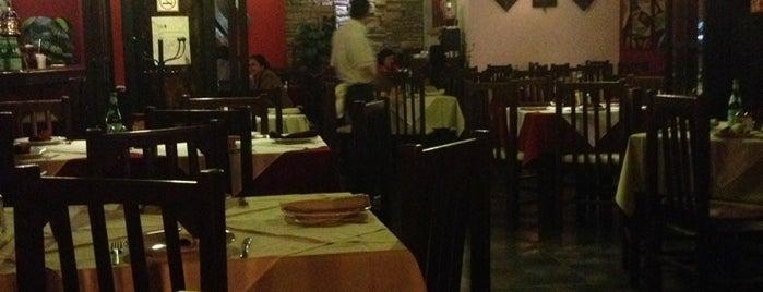 Al Dente restaurante is one of Lugares guardados de Juan jo.
