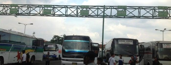 Terminal Leuwipanjang is one of My Hometown.