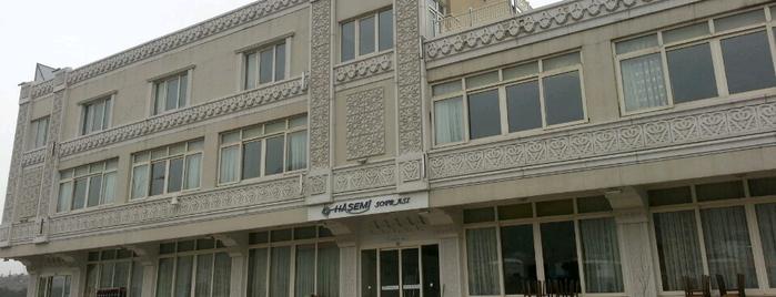 Haşemi Sofrası is one of Locais salvos de çiğdem.