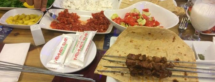 Mehmet Emin Ciğer & Kebap is one of kebab.