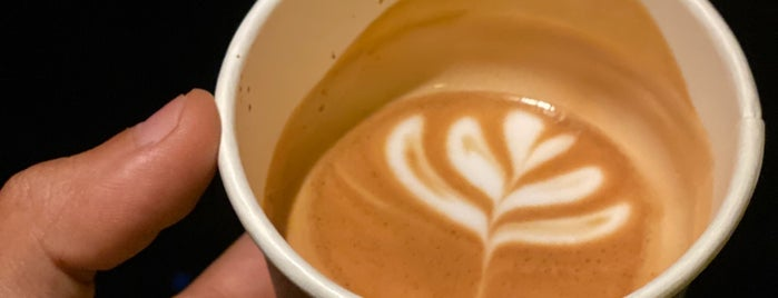 BLACK STAMP | Coffee & Roasters is one of Places to go!.