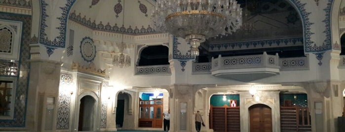 Seyyid Nizam Camii is one of Zeytinburnu.