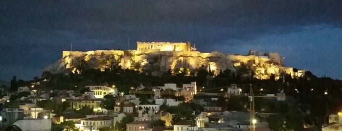 Athens Style Rooftop is one of Athens Best: Bars.