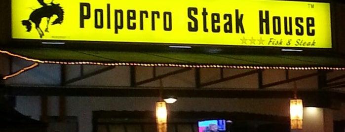 Polperro Fish & Steak is one of Posti salvati di Azaruddin Azral.