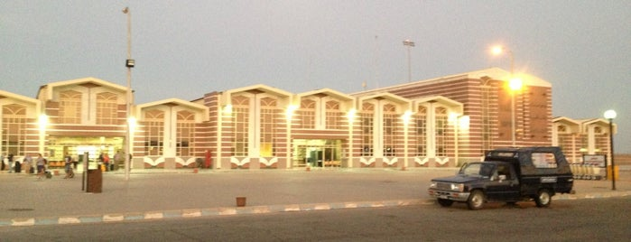 Taba International Airport (TCP) is one of My Airports.