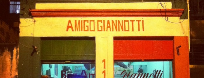 Bar Amigo Giannotti is one of favoritos.