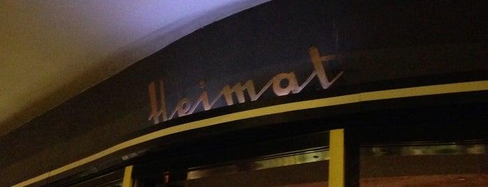 Heimat – Essen und Weine is one of Frankfurt Restaurant.
