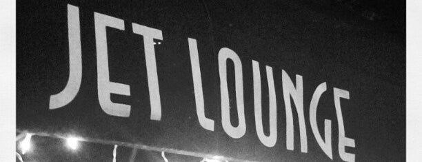 Jet Lounge is one of check out.